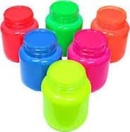 pigmentos fluorescentes | pintura fluorescente | se utilizan para crear impacto visual en el usuario y  captar su atencion
