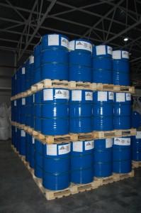 nonilfenol etoxilado | producto almacenado en tambores