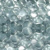 perlas de vidrio | pintura de trafico | e utilizan en la pintura de trafico para mejorar la señalizacion vial.