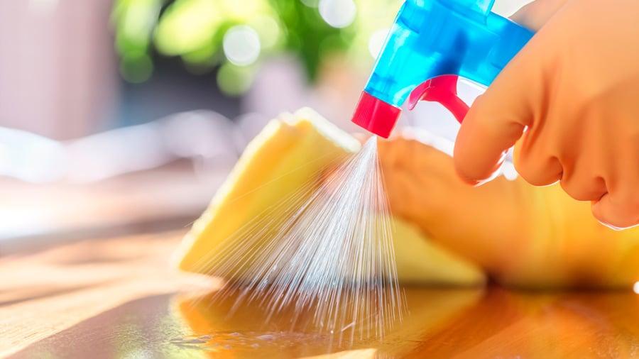 Base para Limpiador Sanitizante Multiuso de 1era Generación